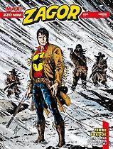 Terre fredde - Maxi Zagor 32 cover