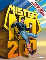 """Mister No 200: I sette del """"Santa Cruz"""""""